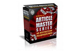 Article Master Series V29