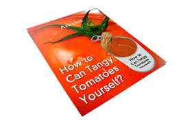 How To Can Tangy Tomatoes Yourself Articles