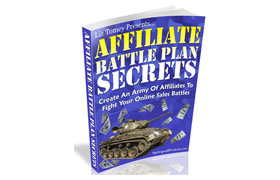 Affiliate Battle Plan Secrets