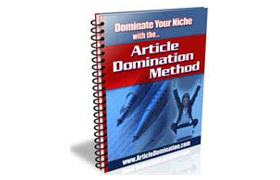 Article Domination Method