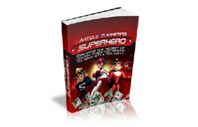 Article Marketing Superhero