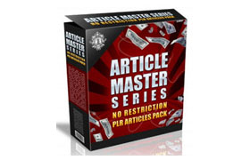 Article Master Series Vol 28