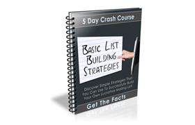 Basic List Building Strategies