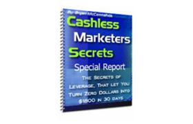 Cashless Marketers Secrets