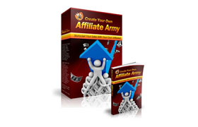 Create Your Own Affiliate Army Video and Audio Collection