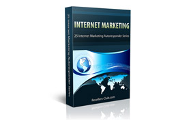 Internet Marketing Autoresponder Series