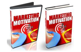 Marketing Motivation Ebook And Audio
