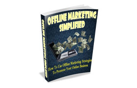 Offline Marketing Simplified