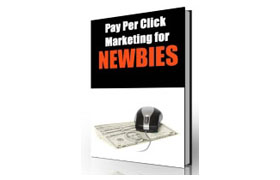 Pay Per Click Marketing For Newbies