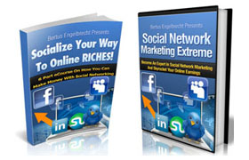 Social Network Marketing Extreme Twin Pack