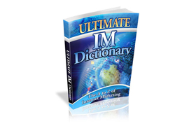 The Ultimate IM Dictionary