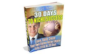 30 Days To Niche Success