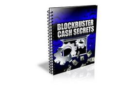 Block Buster Cash Secrets with Audio