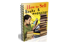 How To Sell Books And Magazines