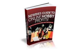 Newbies Guide To Online Hobby Profits