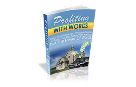 Profiting With Words