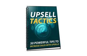 Upsell Tactics