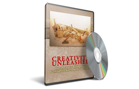 Creativity Unleashed Audio Series