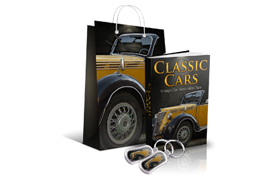 Classic Cars WP Template And Ebook Pack