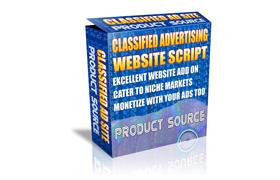 Classified Advertising Website Script