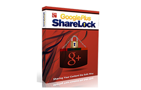 Google Plus Share Lock Plugin
