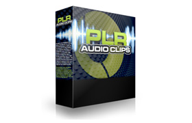PLR Audio Clips Edition 1