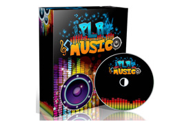 PLR Music Pack Collection Volume 1, 2 and 3