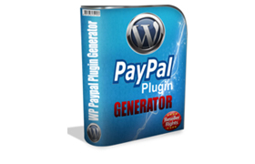 WP PayPal Plugin Generator