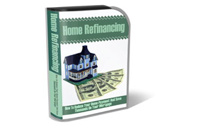 WP Template Home Refinancing