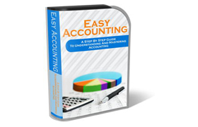 WP Theme and HTML Template Easy Accounting