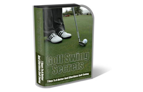 WP Theme and HTML Template Golf Swing