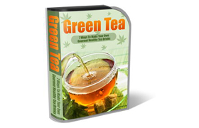 WP Theme and HTML Template Green Tea
