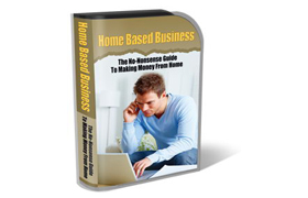 WP Theme and HTML Template Home Based Business
