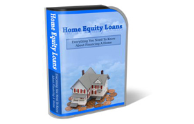 WP Theme and HTML Template Home Equity Loan