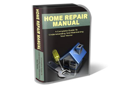 WP Theme and HTML Template Home Repair