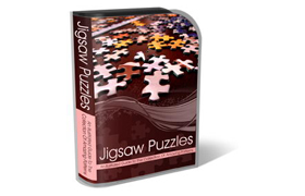 WP Theme and HTML Template Jigsaw Puzzle