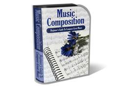 WP Theme and HTML Template Music Composition