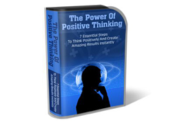 WP Theme and HTML Template Positive Thinking
