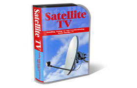 WP Theme and HTML Template Satellite TV