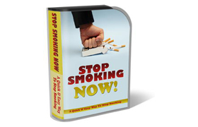 WP Theme and HTML Template Stop Smoking