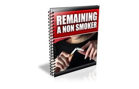 Remaining A Non Smoker