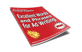 Excellent Words and Phrases For Ad Writing