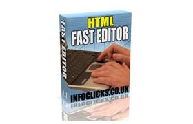 HTML Fast Editor