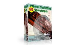 25 Internet Marketing Newsletters