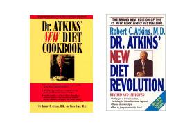 Dr. Atkin's Diet Twin Set