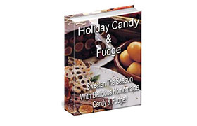 Holiday Candy and Fudge Sweenten The Season