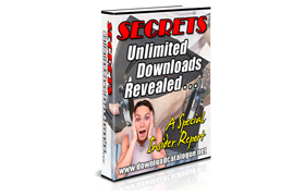 Secrets Unlimited Downloads Revealed