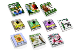 The Complete Gardener's Reference Library