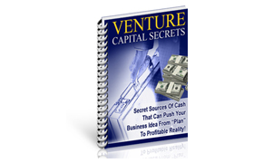Venture Capital Secrets PLUS Audio