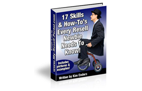 17 Skills & How To's Every Newbie Reseller Needs